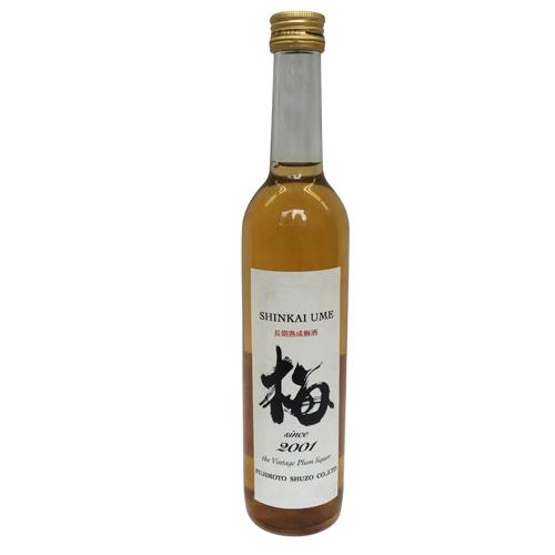 神開 平成13年製造 純米大古酒仕込 梅酒